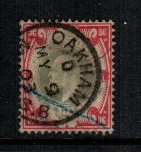 Great Britain  138 used cat $ 40.00