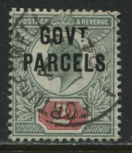 KEVII 1902 2d Gov't Parcels Official used