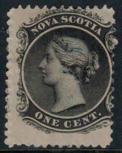 Nova Scotia #8*  CV $15.00