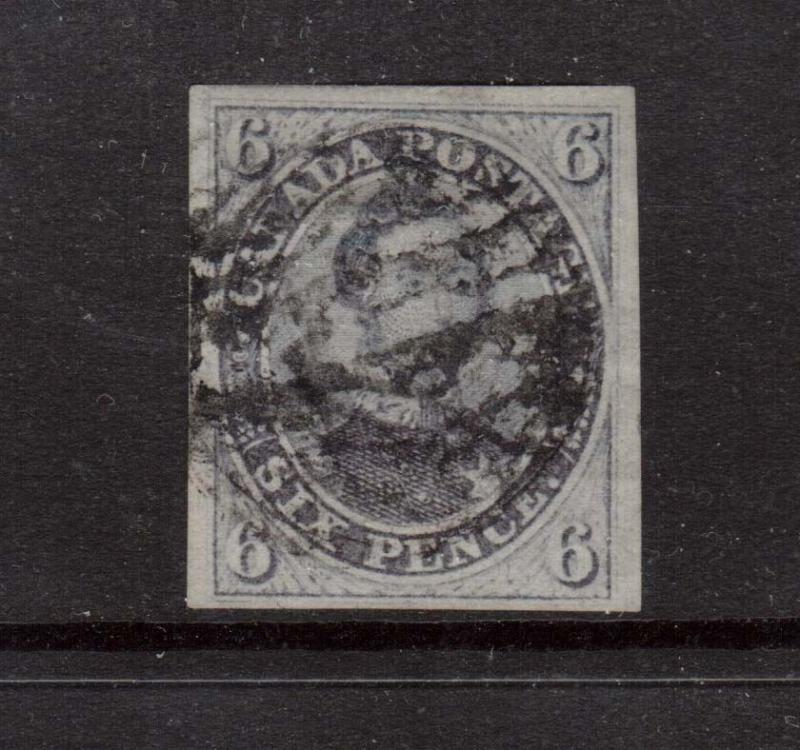 Canada #2 VF Used **With Certificate**