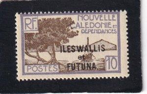 Wallis & Futuna Islands,    #   48   unused