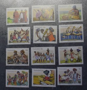 TRANSKEI  Stamps  South Africa MNH  1976    ~~L@@K~~
