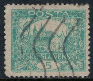 Czechoslovakia #42a  CV $4.00