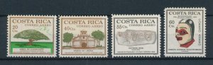 [104351] Costa Rica 1972 Indian art Petroglifos city of Liberia  MNH