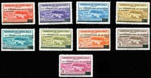 COSTA RICA C46-54  Mint (ID # 99393)