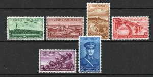 Turkey - Sc# 805 - 810 / Isfila 1373 - 1378 MNH /  Lot 0419068