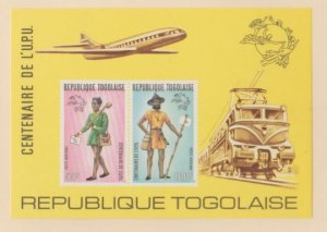 Togo Scott #C223a Stamps - Mint NH Souvenir Sheet