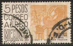 Mexico Used Sc C266 - Quere-Taro Architechture
