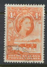 Bechuanaland  SG 146b Very Lightly Mounted Mint