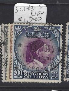 LIBYA     (P0809B)   SC 143-5   VFU
