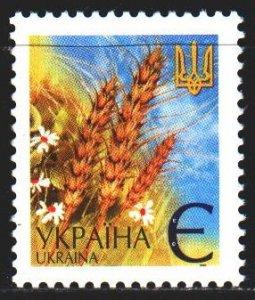 Ukraine. 2004. 437A III. Wheat, standard, flora. MNH.