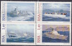 South Africa #949-50  MNH CV $4.00 Z12