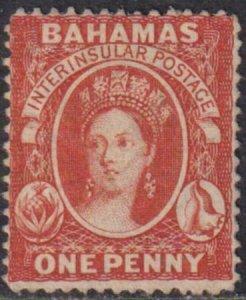 Bahamas 1863-1865 12 Mint