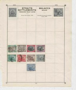 malacca Stamps Ref 14938