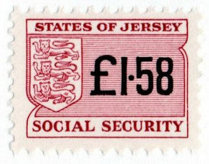 (I.B) Jersey Revenue : Social Security £1.58