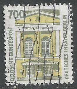 GERMANY 1540 VFU I716-3