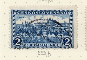 Czechoslovakia 1926-27 Issue Fine Used 2k. NW-148611