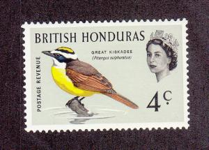 British Honduras Scott #170 MH