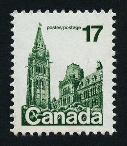 Canada 790 MNH Parliament Building