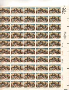 US 1426 - 8¢ Independence Unused