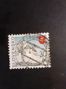 ^Slovakia #156               Used