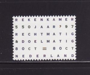 Netherlands 965 Set MNH Letters of the Alphabet