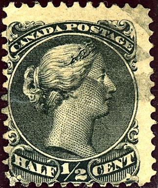 Canada #21a Used