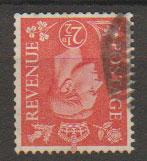GB George VI  SG 507wi wmk inverted Used