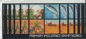 Australia 1972 QEII Primary Industries Presentation Pack Unopened
