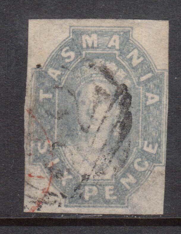 Tasmania #15 VF Used