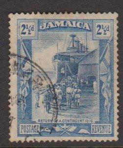 Jamaica Sc#92 Used