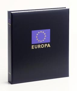 DAVO Luxe Hingless Album Europa V Cept 2000-2009