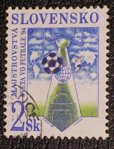 Slovakia Scott #182 used