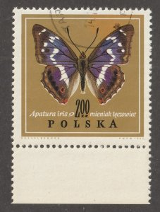 Poland stamp, Scott# 1546, used, VF, single stamp,  #1546