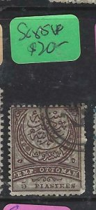 TURKEY   (PP1507B) SC 85   VFU