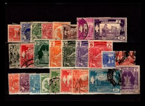 Burma 26 Mint and Used, some faults - C2903