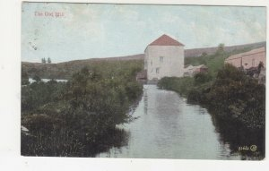 VICTORIA, SWANPOOL cds., 1907 British ppc. The Old Mill, 1/2d. to Lima East.