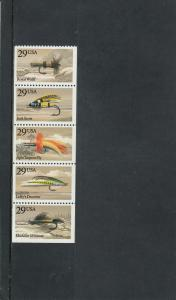 UNITED STATES 2549a MNH 2019 SCOTT SPECIALIZED CATALOGUE VALUE $5.50