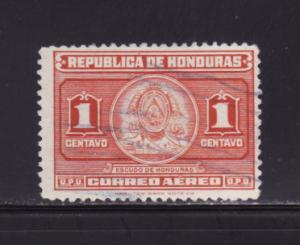 Honduras C155 U Seal of Honduras (A)