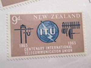 New Zealand #370 MNH    2019 SCV =$0.55