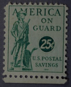 United States #PS12 25 Cent Postal Savings MNH