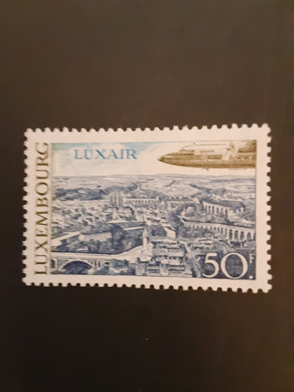 *Luxembourg #473                  Used
