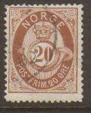 Norway #27 Used