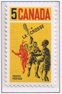 Canada Mint VF-NH #483 Lacrosse