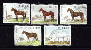 Ireland 505-09 Used 1981 Horses
