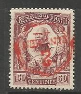HAITI 153 VARIETY INVERTED OVPT MNH 578B