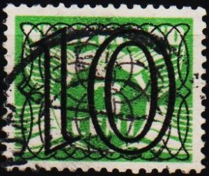 Netherlands. 1940 10 on 3c. S.G.525 Fine Used