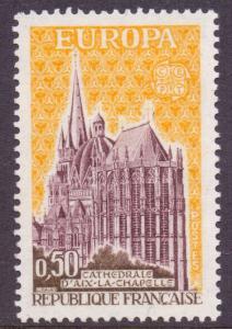 France SG1964 - YT 1714, 1972 Europa 50c MNH**
