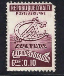 Haiti  Scott RAC15 Used  stamp