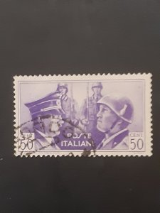 *Italy #416                 Used